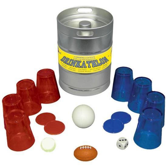 Drinkathlon Drinking Games