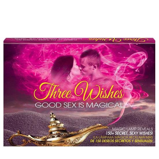 Three Wishes Card Game