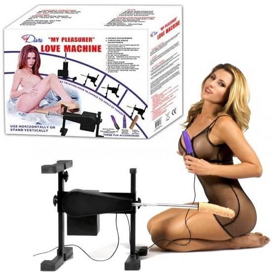 Diva My Pleasure Love Sex Machine