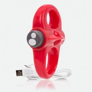 Screaming O Charged Yoga Vooom Cock Ring