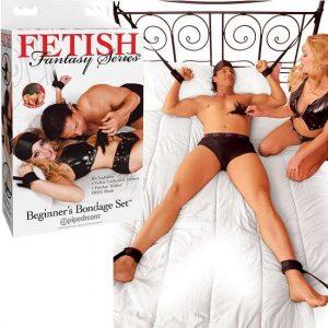 Fetish Fantasy Beginners Bondage Set