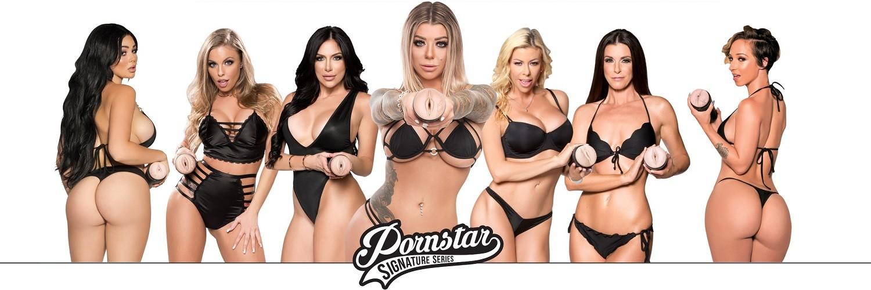 Gorgeous Sex Toys Pornstar Strokers