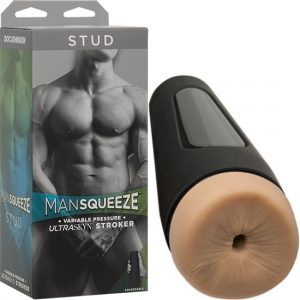 Man Squeeze Stud Ass Stroker